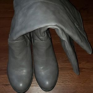 Gray Boots made by Rampage